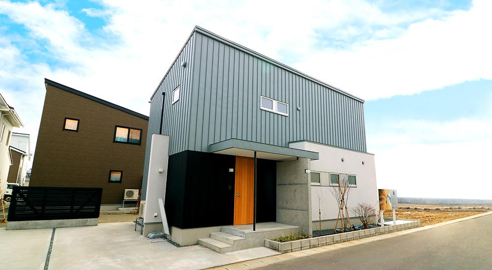 AKITA×DESIGN STANDARD300 由利本荘モデルハウス