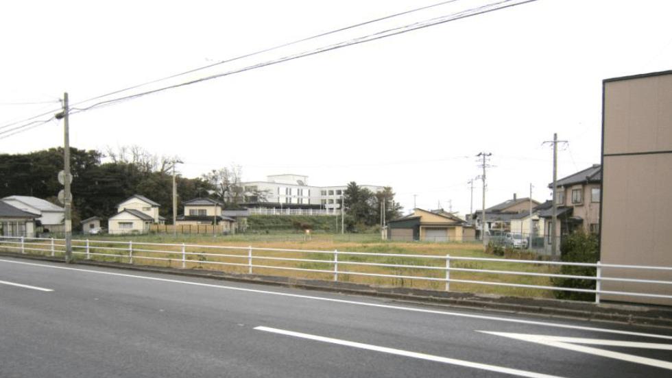秋田県にかほ市平沢字坂ノ下 土地 住宅用地その他 No.N1006 現地外観写真