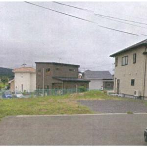 秋田県にかほ市平沢字行ヒ森幸ノ木森 土地 分譲地 現地外観写真