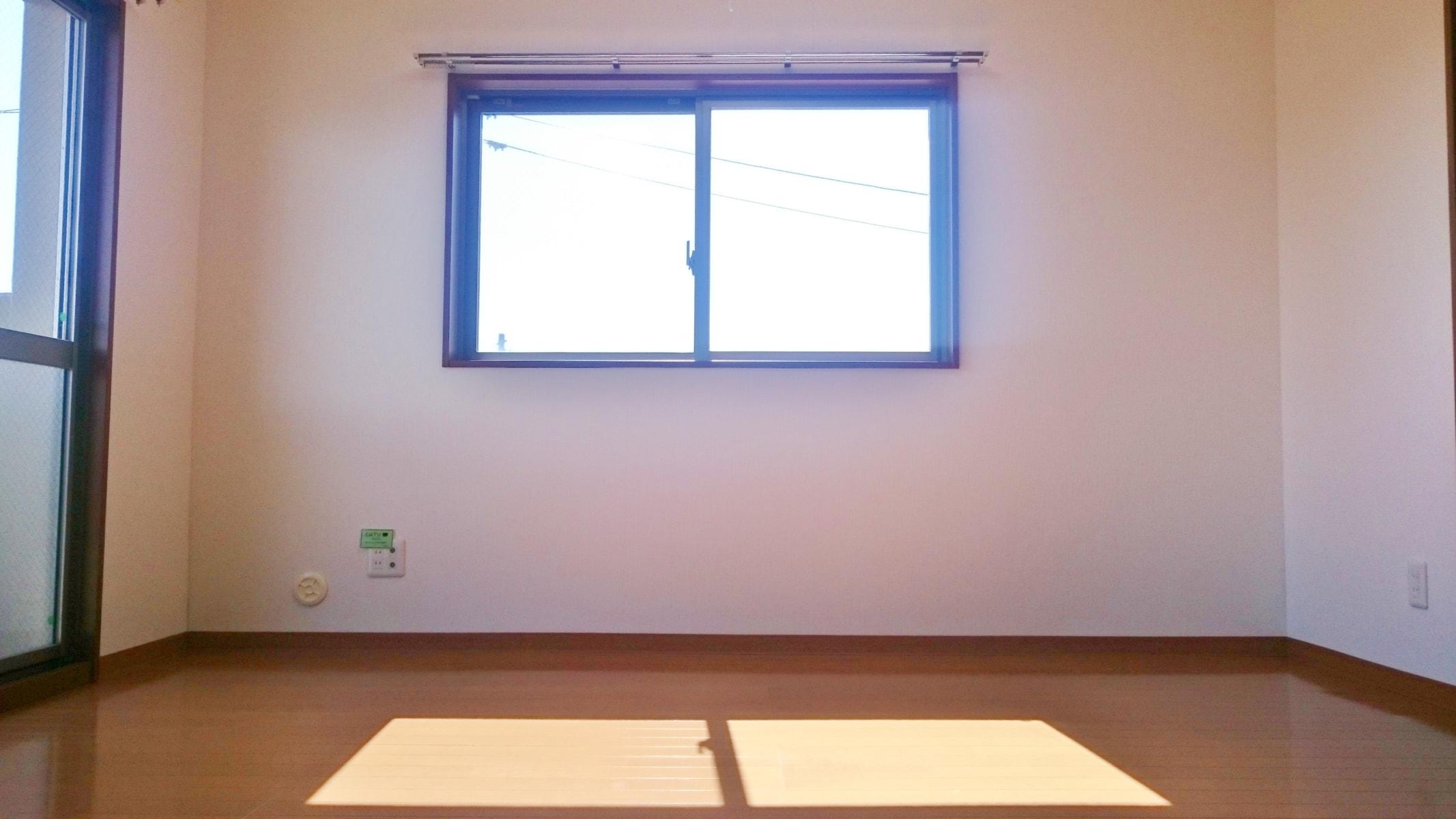 【秋田県・秋田市寺内堂ノ沢】賃貸 マンション 2DK Y&M カガリ―ハイム 洋室