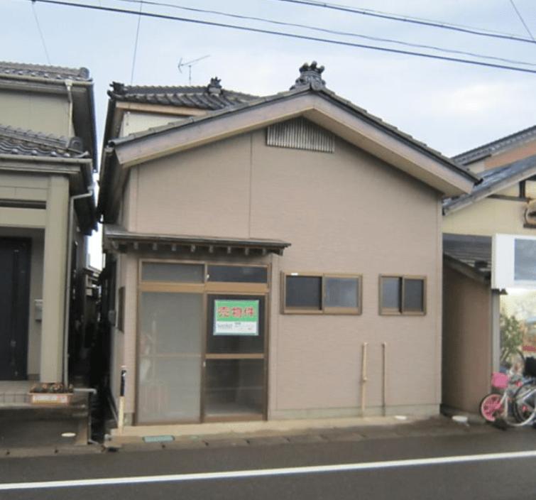 秋田県にかほ市象潟町字二丁目塩越 住宅用地 現地写真