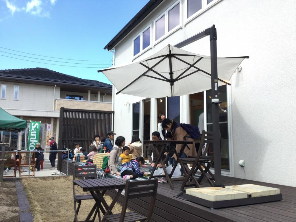 オジフェスキャラバン|三光不動産コンセプトハウス