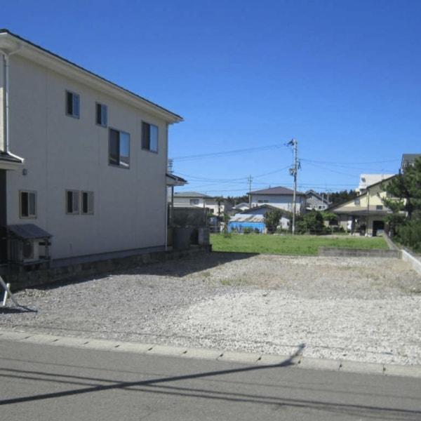 秋田県由利本荘市石脇田尻野 土地 分譲地 現地写真