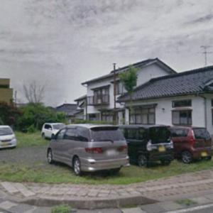 秋田県にかほ市平沢字中町 土地 宅地 現地外観写真