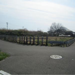 秋田県にかほ市平沢字大水口 土地 工場用地その他現地写真