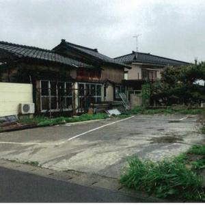 秋田県にかほ市金浦字塩焚浜 土地 宅地 現地外観写真