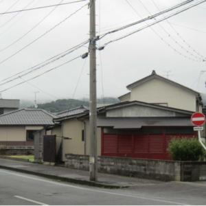秋田県にかほ市平沢字新町 土地 宅地 現地外観