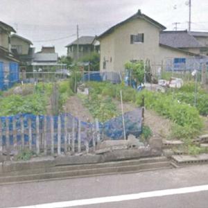 【秋田県・にかほ市平沢字前谷地】土地 宅地|現地写真