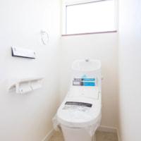 【秋田県・由利本荘市御門】2(3)LDK 新築戸建て・分譲住宅|2階トイレ