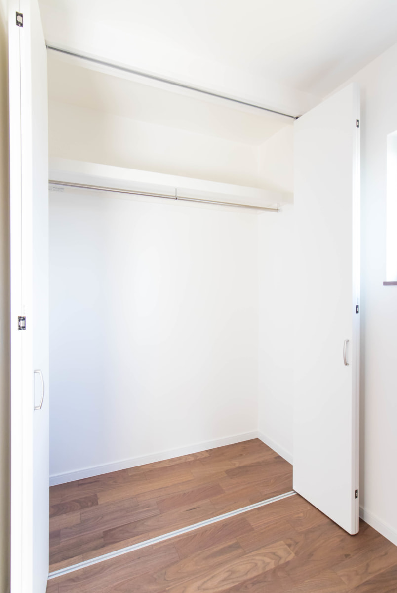 【秋田県・由利本荘市御門】2(3)LDK 新築戸建て・分譲住宅|収納