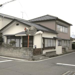 【秋田県・にかほ市平沢字上町】中古物件 戸建て 4LDK 建物外観写真