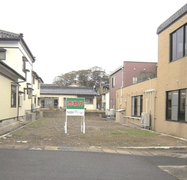 秋田県にかほ市平沢字上町 土地 宅地 No.N1028 外観写真