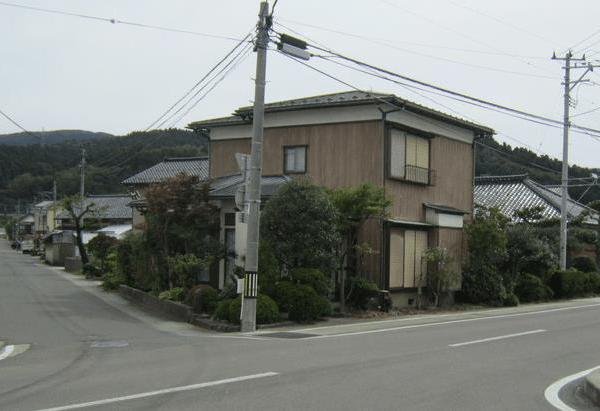 【秋田県・にかほ市平沢字清水尻】土地 宅地|No.N1032 外観写真