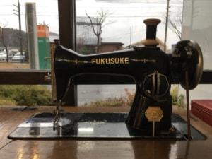 hukusuke ミシン ショールーム