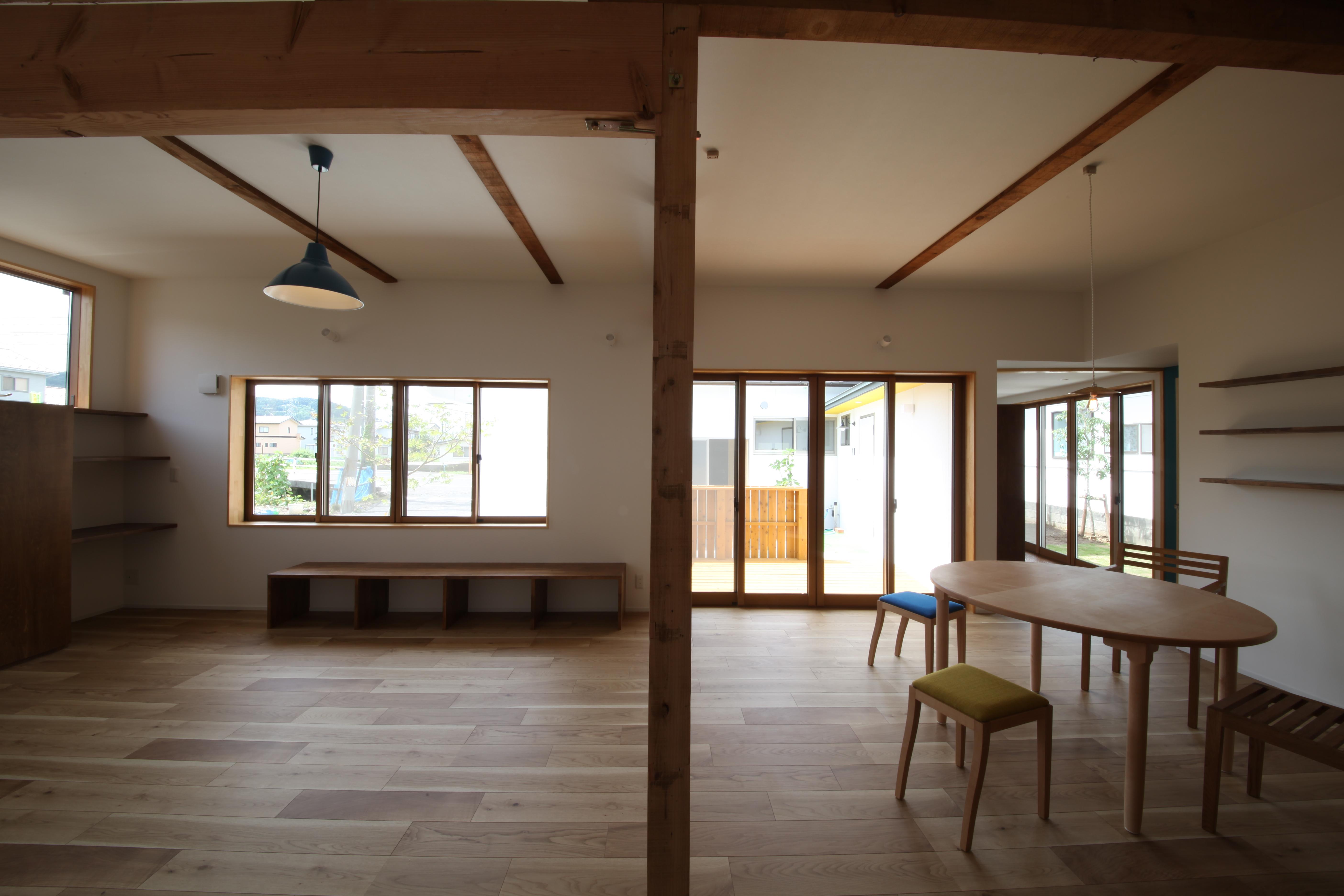 にかほ市 リホーム リノベーション 新築