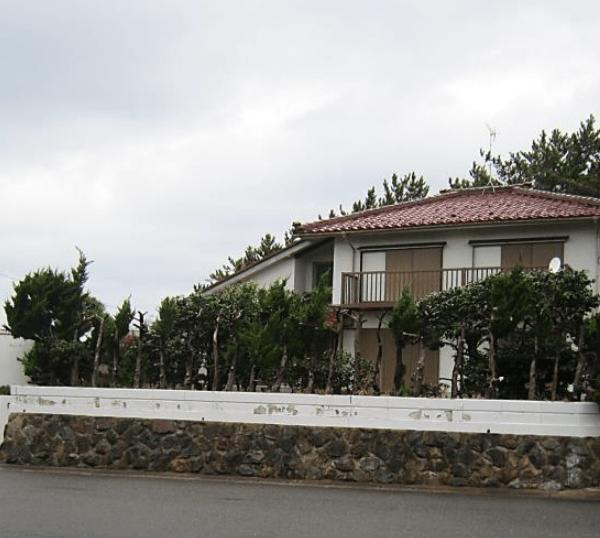 秋田県にかほ市金浦字岡の谷地 中古住宅 戸建て 5DK No.N2014 現地外観写真