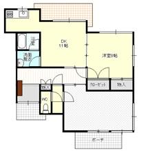 神坂アパート にかほ市 賃貸 アパート