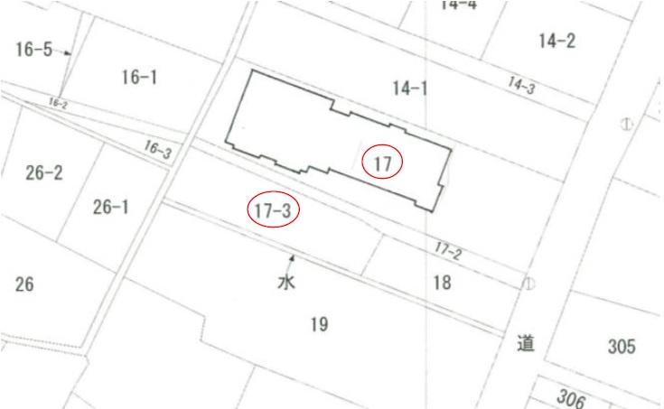 秋田県にかほ市金浦 中古住宅 戸建て 9DK H2018 見取図