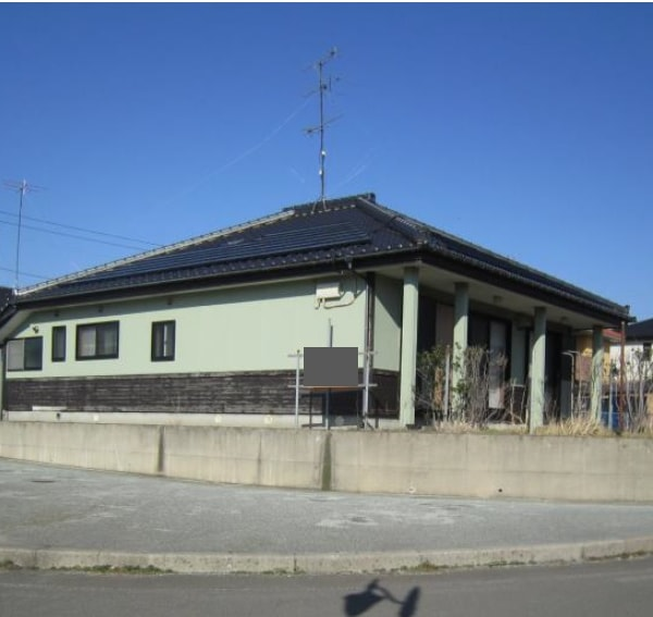 秋田県にかほ市金浦 中古住宅 戸建て 2LDK N2020 現地外観写真