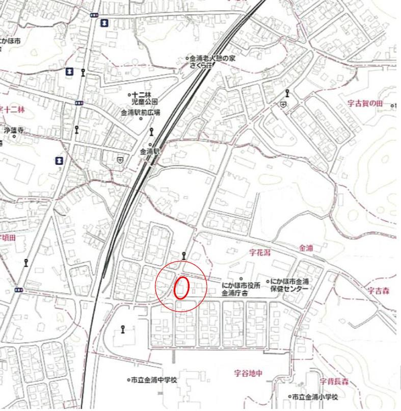 秋田県にかほ市金浦 中古住宅 戸建て 2LDK N2020