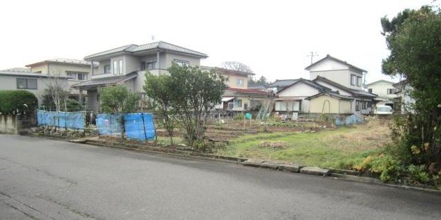 秋田県にかほ市平沢字烏森 土地 宅地 No.1051