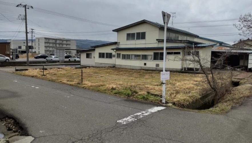 秋田県にかほ市平沢字鳥森 土地 宅地 No.1054 現地外観写真